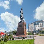 Von Frankfurt nach Irkutsk
