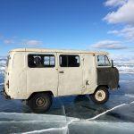 Wintertouren am Baikalsee