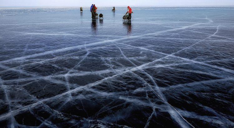 Winterüberquerung Baikalsee